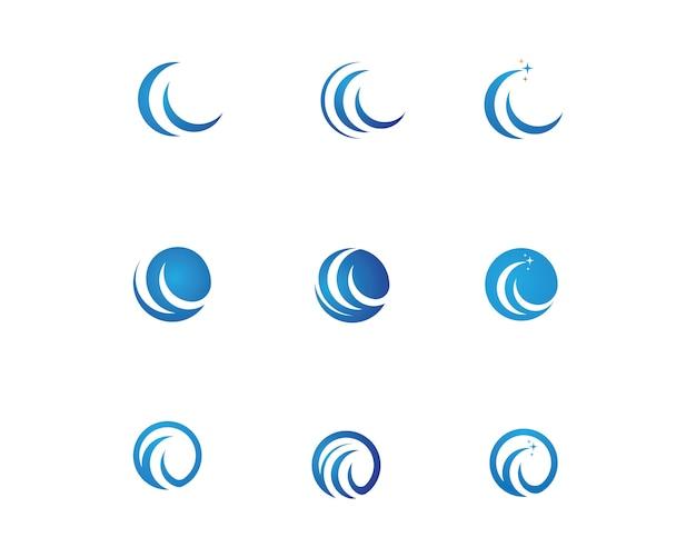 Logo de la plage des vagues