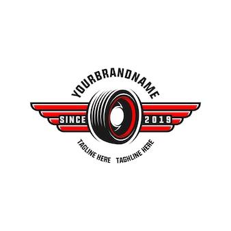 Logo de pneu