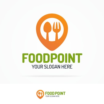 Logo de point alimentaire.