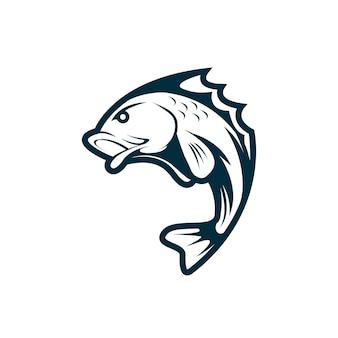 Logo poisson simple