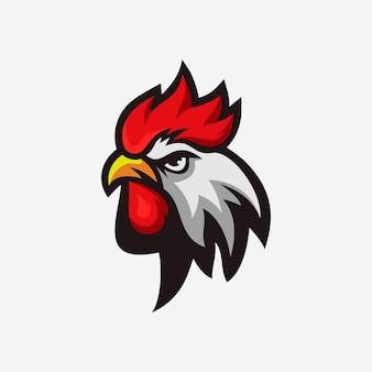 Logo de poulet