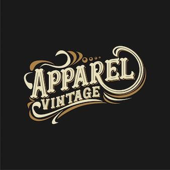 Logo pour la mode et le magasin de vêtements