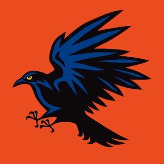 Logo raven