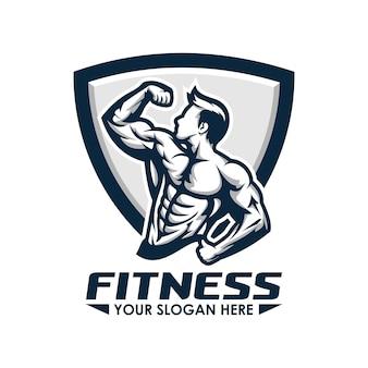 Logo de remise en forme