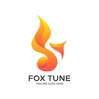 Logo de renard