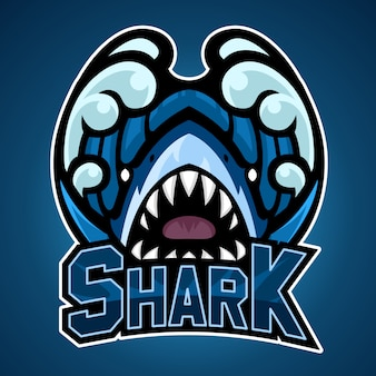 Logo de requin