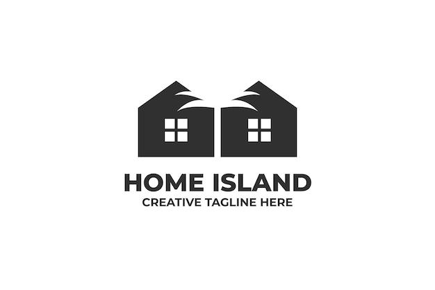 Logo de la résidence house island