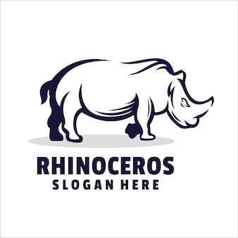 Logo de rhinocéros
