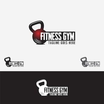 Logo de la salle de fitness