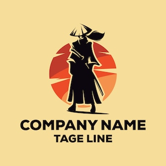 Logo samouraï