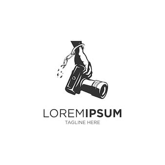 Logo silhouette photographie liberté