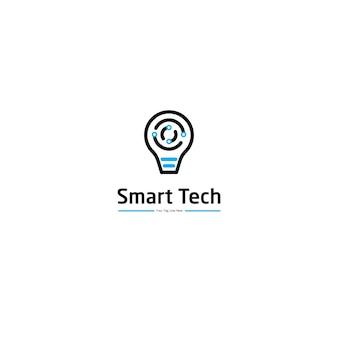 Logo smart technology