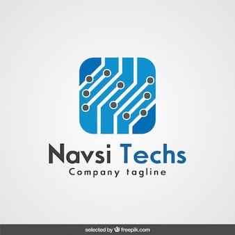 Logo de la société de technologie