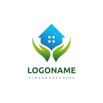 Logo de soins de maison