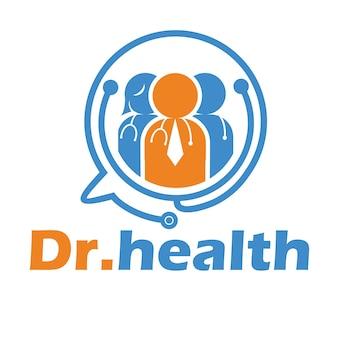 Logo de soins médicaux