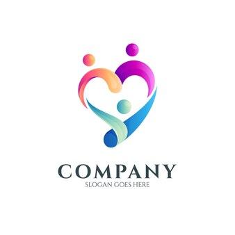 Logo de soins de santé familiale