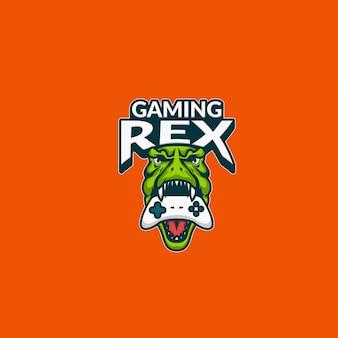 Logo sport t-rex