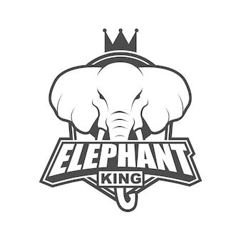 Logo de style vintage vectoriel