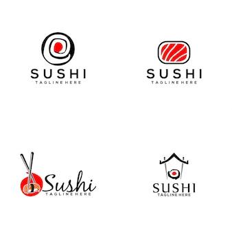 Logo de sushi