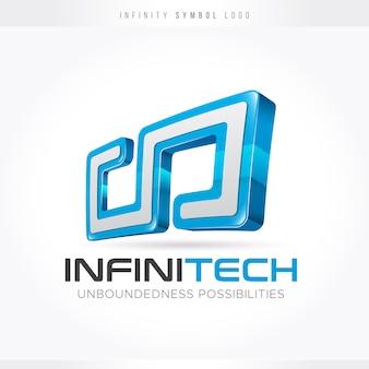 Logo de la technologie infinity