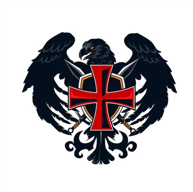 Logo templier aigle