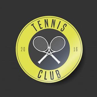 Logo de tennis