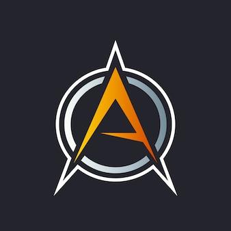 Un logo texte esports