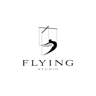 Logo de théâtre de studio