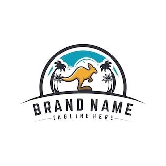 Logo de tour de kangourou