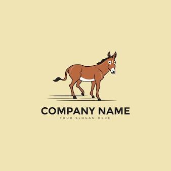 Logo de vache animal
