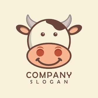 Logo de vache