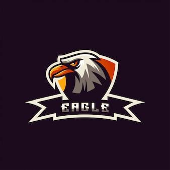 Logo vectoriel aigle