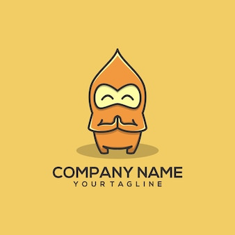 Logo vectoriel ninja