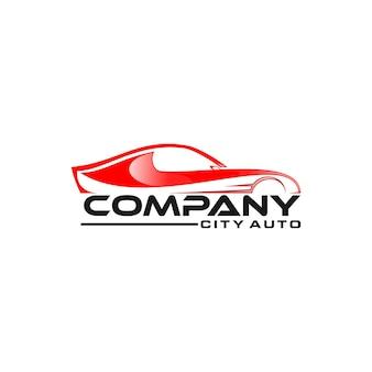 Logo de voiture automatique