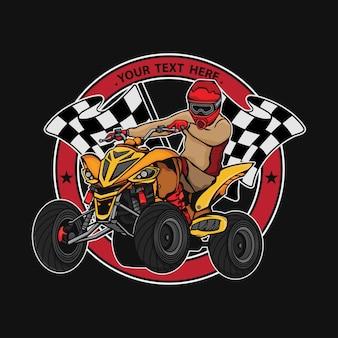 Logo vtt hors route