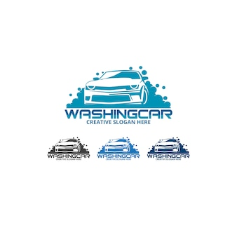 Logo de washcar