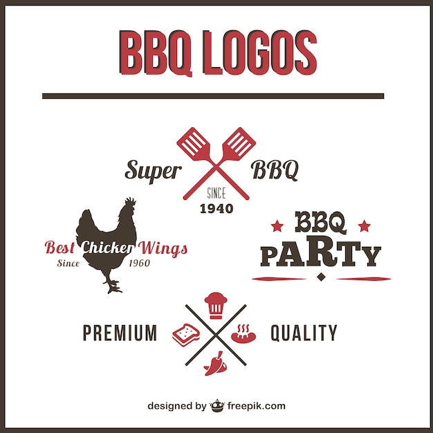 Logos barbecue