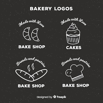 Logos de boulangerie