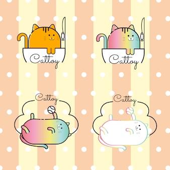 Logos de chat