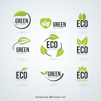 Logos ecologie