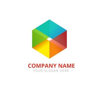 Logos d'entreprise élégants