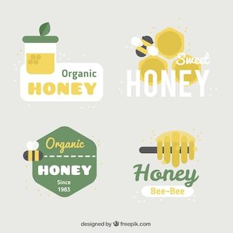 Logos de miel mis