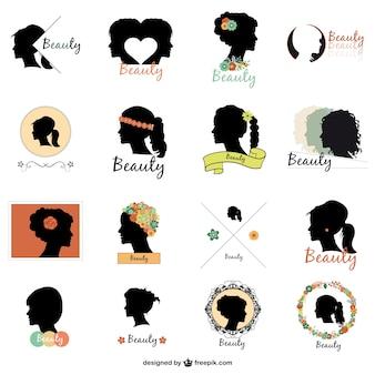 Logos de mode mis en