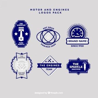 Logos moteur pack