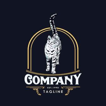 Logos pour les magasins de fournitures pour animaux de compagnie