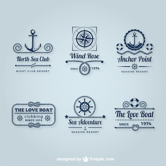 Logos de voile paquet