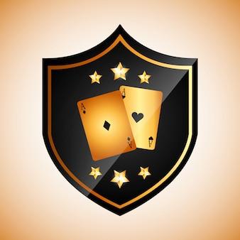 Logotype du club de casino