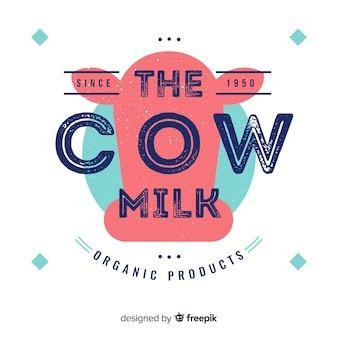 Logotype du lait biologique