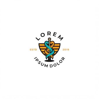 Logotype médical
