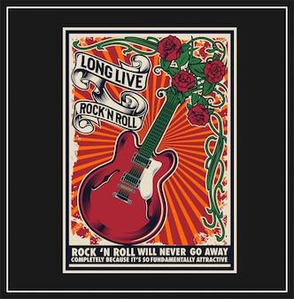 Long live rock 'n roll